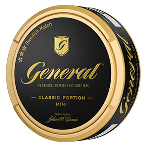 Snusnetto General Original Portion Mini