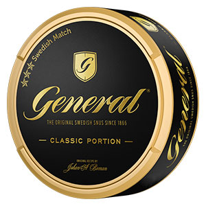 Snusnetto General Original Portion