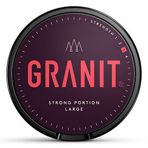 Snusnetto Granit Strong Portion