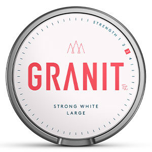 Snusnetto Granit Strong White Portion