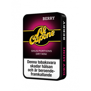 Snusnetto Al Capone Berry