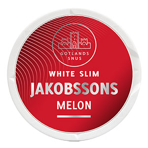 Jakobssons White Slim Melon