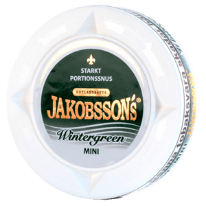 Jakobssons Wintergreen Mini