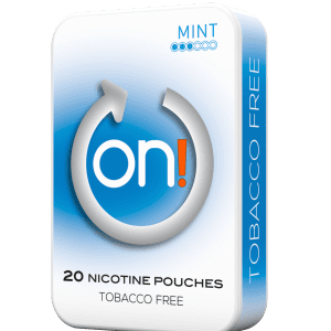 on! Mint 3 mg (5-pack)