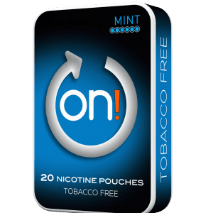 on! Mint 6 mg (5-pack)