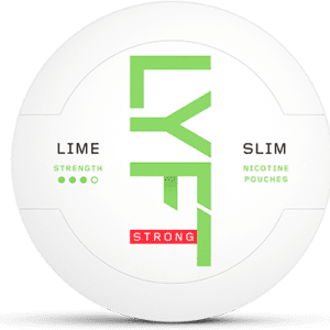 LYFT Lime Strong Slim