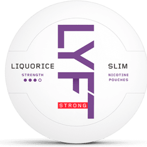 LYFT Liqorice Strong Slim