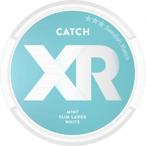 XR XRANGE Catch Slim White Mint