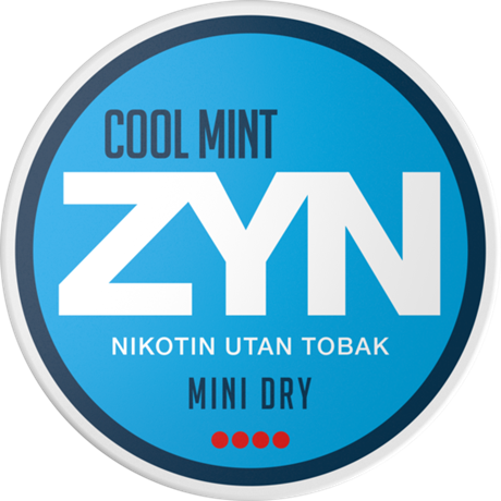 ZYN Cool Mint 6 mg (5-pack)