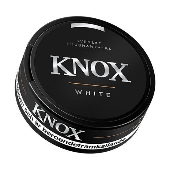 Knox White Portionssnus