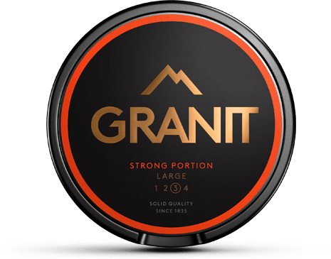 Granit Strong Portionssnus