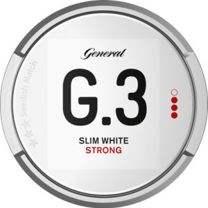G3 Slim White Portion Strong