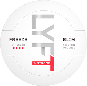 Snusnetto Lyft Freeze X-Strong