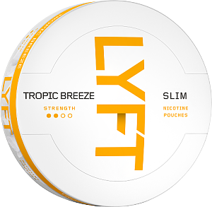 Snusnetto Lyft Tropic Breeze