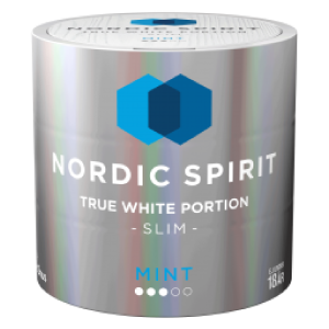 Snusnetto Nordic Spirit Mint Slim