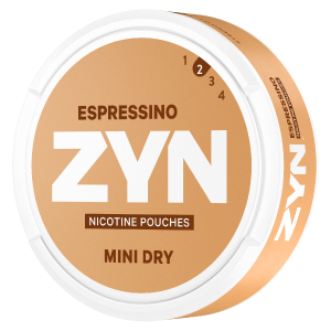 Snusnetto Zyn Espressino