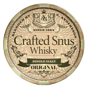 Snusnetto Crafted Snus Whisky Original