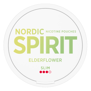 Snusnetto Nordic Spirit Elderflower