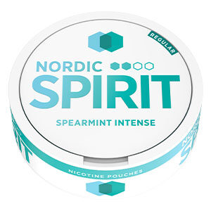 Snusntto Nordic Spirit Spearmint Intense Slim Regular