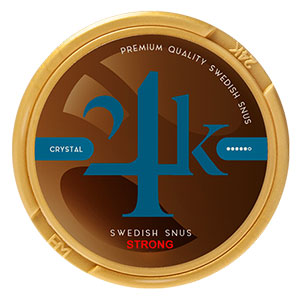 SNUSNETTO 24K Chrystal Portion