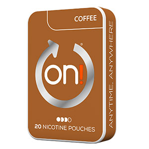 ON! Coffee 6 mg