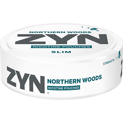 ZYN Northern Woods Slim Extra Strong