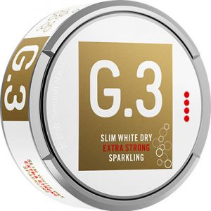 G.3 Slim White Dry X-Strong Sparkling