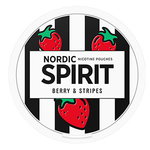 Nordic Sprit Berry & Stripe