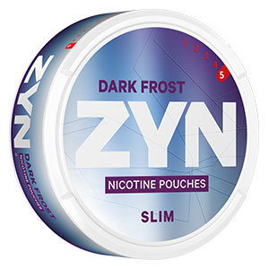 ZYN Dark Frost Slim