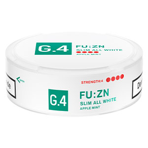 Snusnetto G.4 FU:ZN Slim All White