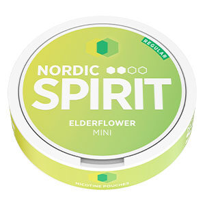 Snusnetto Elderflower Mini Regular