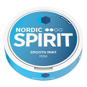 Snusnetto Nordic Spirit Smooth Mint Mini Regular