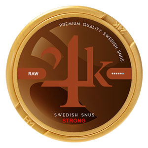 Snusnetto 24K Raw