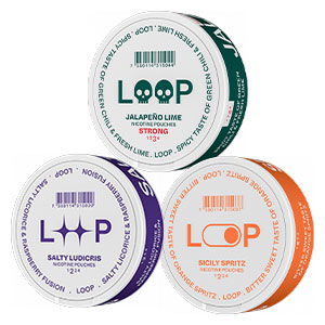 Snusnetto Loop Mixpack