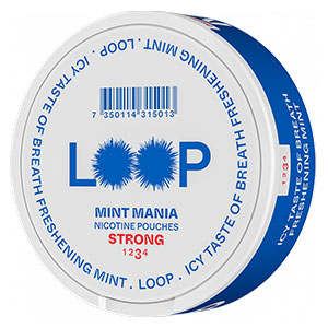 Snusnetto Loop Mint Mania Strong