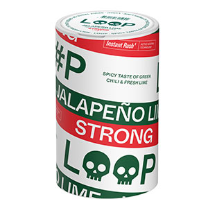Snusnetto Loop Jalapeno Lime Strong