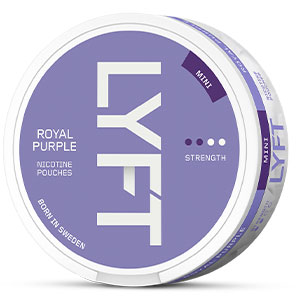 Snusnetto Lyft Mini Royal Purple