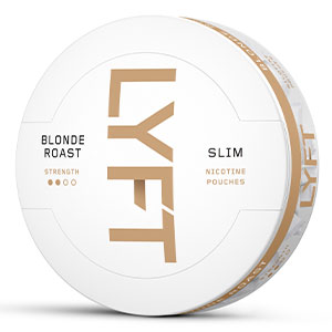 Snusnetto LYFT Blonde Roast Slim