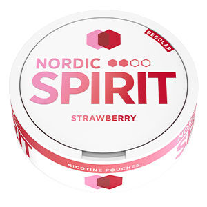 Snusnetto Nordic Spirit Strawberry Slim Regular