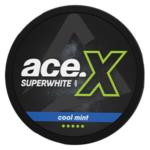 Snusnetto ACE X Cool Mint