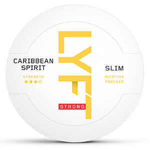 Snusnetto LYFT Caribbean Spirit Strong