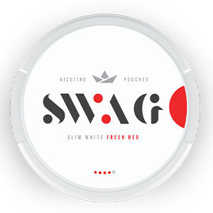 Snusnetto SWAG Fresh Red All White Portion