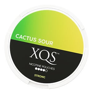 XQS Cactus Sour Slim All White Portion