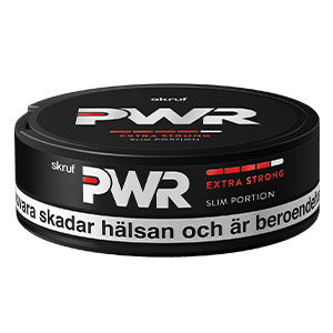 Snusnetto Skruf PWR Extra Strong Slim Portion #4