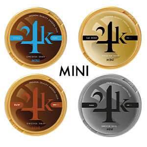 Snusnetto 24 Mini Mix