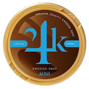 Snusnetto 24K Crystal Mini