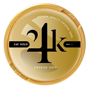 Snusnetto 24K Gold