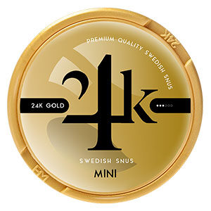 Snusnetto 24K Gold Mini