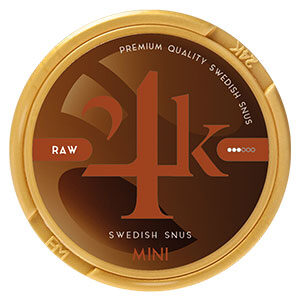Snusnetto 24K Raw Mini