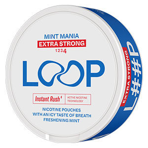 Snusnetto Loop Mint Mania Extra Strong